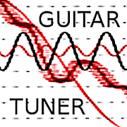 WithStrings Free Guitar Tuner w/ Spectrum Display