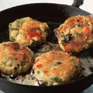Cajun Spiced Fishcakes