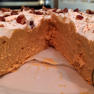 PROTEIN Pumpkin Cheesecake Recipe (Bodybuilding/Low Fat).