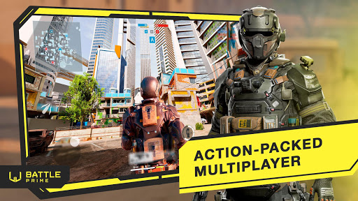 Battle Prime: Online Multiplayer Combat CS Shooter Apk 2