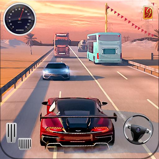 Traffic Car Highway Rush Racing
