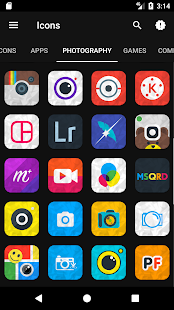 Fixon - Icon Pack Screenshot