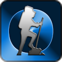 Hiking GPS Lite icon