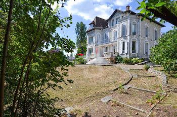 hôtel particulier à Bougival (78)