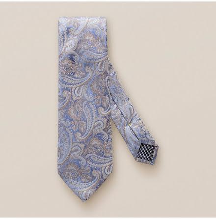 ETON Jazz blue bold paisley tie