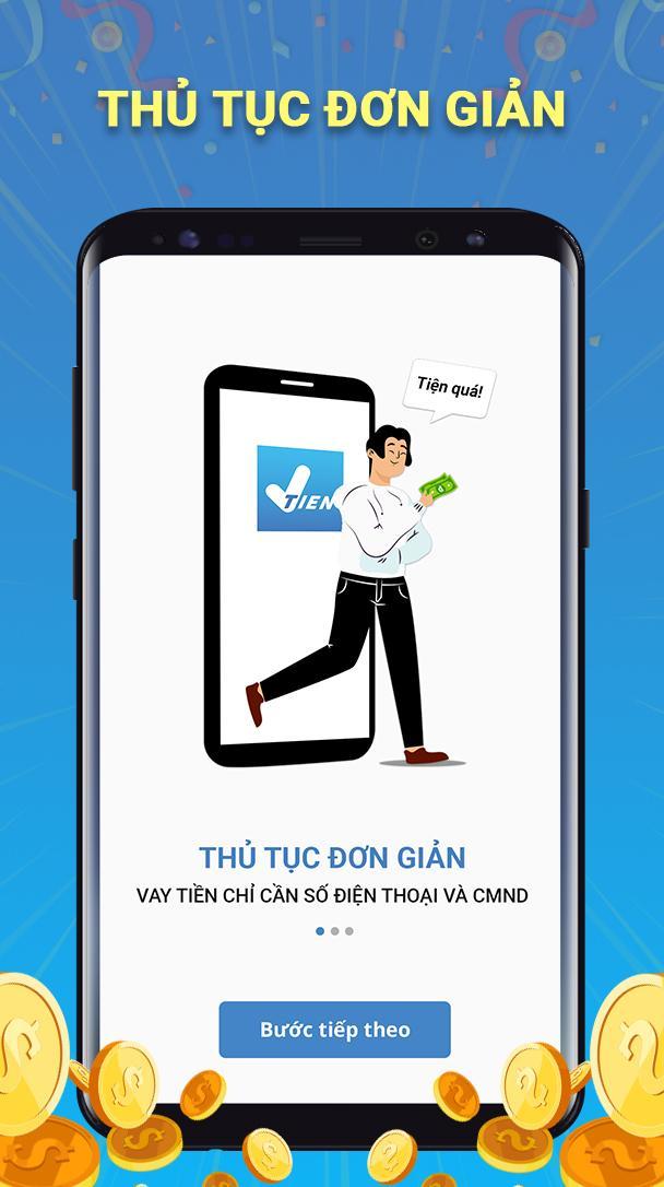 Vtien - Vay Tiền Online Nhanh - 30s Có Tiền Ngay