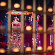 Wedding photographer Anand G Anand (anandganand). Photo of 17.06.2015