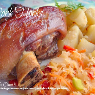 Pork Hocks Sauerkraut Recipes