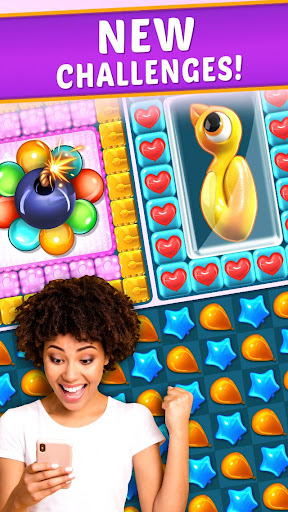 Balloon Paradise - Free Match 3 Puzzle Game 4.0.3 screenshots 3