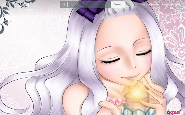 Mirajane Strauss Wallpapers New Tab Theme Find the best fairy tail wallpaper hd on wallpapertag. mirajane strauss wallpapers new tab theme