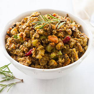 No-Grain, All-Veggies Thanksgiving Stuffing