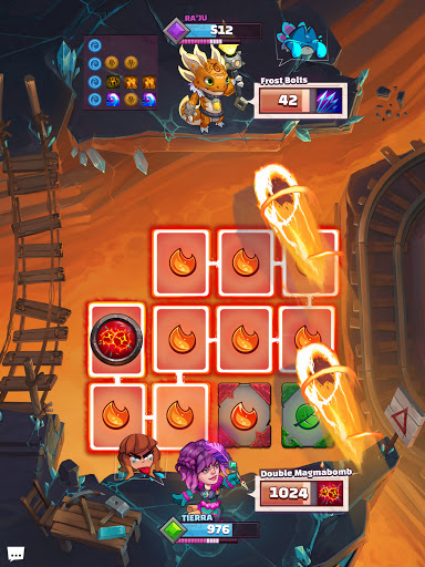 Super Spell Heroes - Magic Mobile Strategy RPG apktram screenshots 14