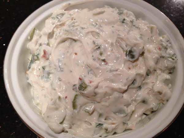 Zesty Dip Recipe