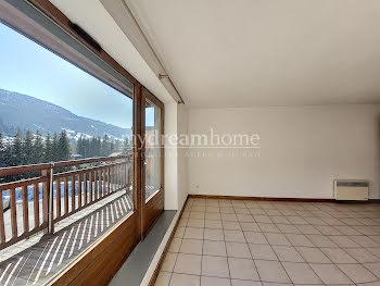 appartement à Praz-sur-Arly (74)