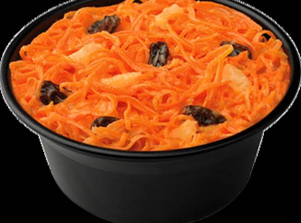 Chick-fil-a's Carrot And Raisin Salad