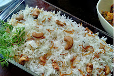 Cashew Nut Rice