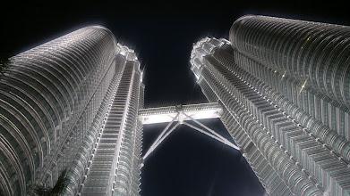 Photo: State gas company in Kuala Lumpur.
