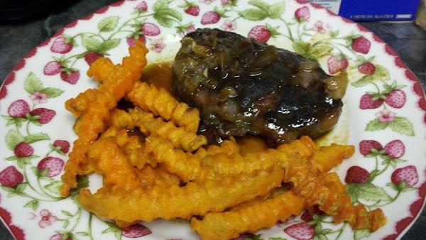 Bob's Sweet & Sour Pork Chops. Recipe