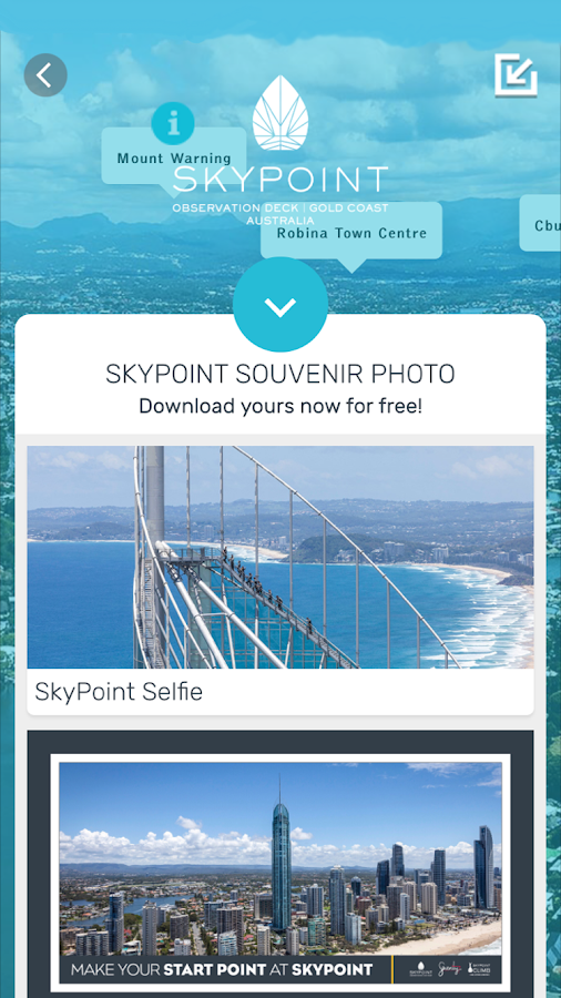 SkyPoint- screenshot