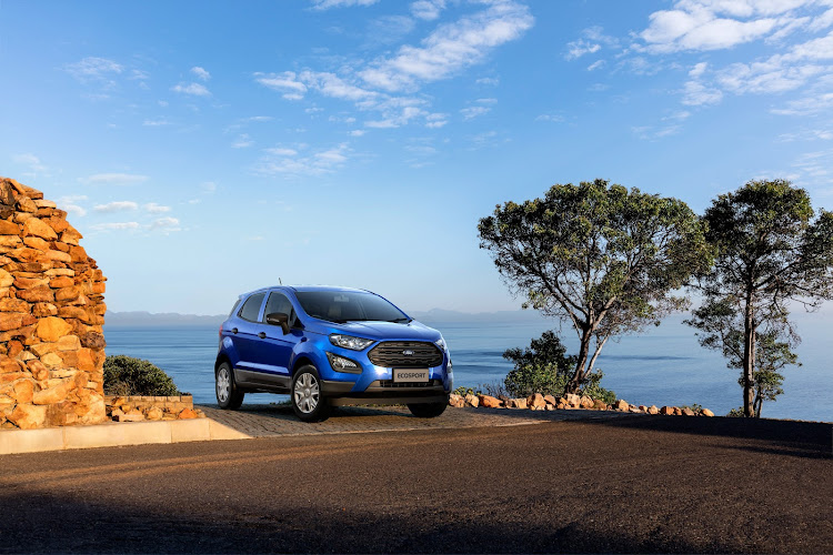 Ford bolsters popular Ecosport with a new entry-level model. Picture: SUPPLIED
