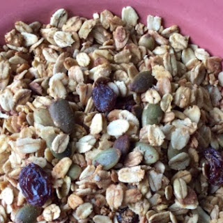Pumpkin Flax Granola Recipes