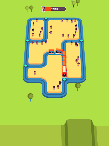 Train Taxi 1.4.3 screenshots 14