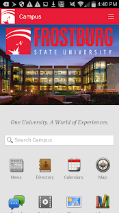 Frostburg State Mobile- screenshot thumbnail
