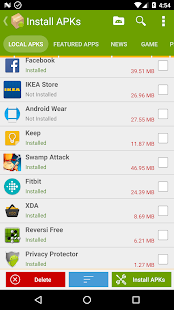 APK Installer- screenshot thumbnail