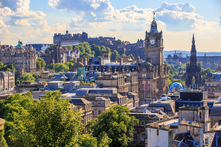 Edinburgh city. Picture: ISTOCK