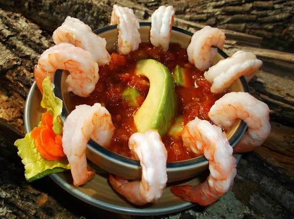 Cabo Shrimp Cocktail Recipe