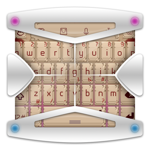 埃及捲軸 TouchPal 主題 個人化 App LOGO-APP開箱王
