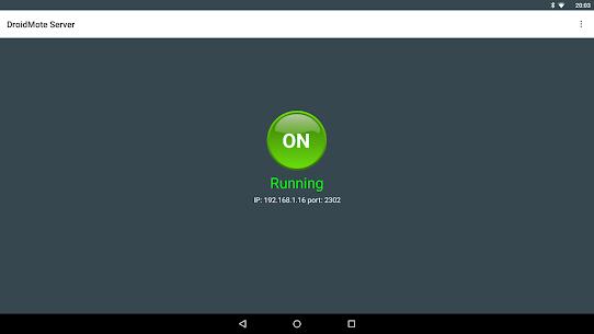 DroidMote Server PRO (root) Latest v3.9.9 Apk Download 4