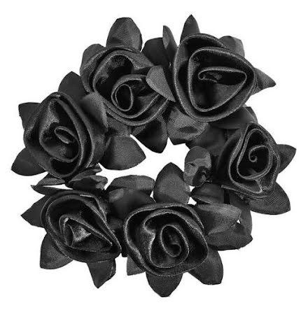 SD Diamond Rose Scrunchie