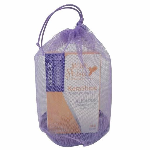 Combo Natural Shine Kit De Tratamiento Con Ampolla Natural Shine