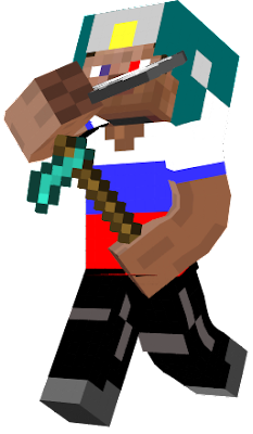 instead of the good ol' steve i made him russian