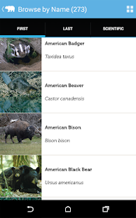 Audubon Mammals- screenshot thumbnail