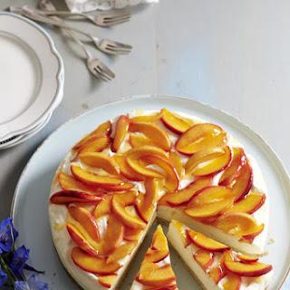 Nectarine and Ricotta Tart Recipe