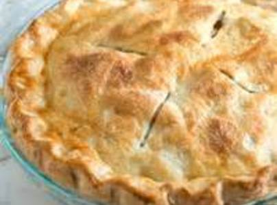Cherry-chip Pie Recipe