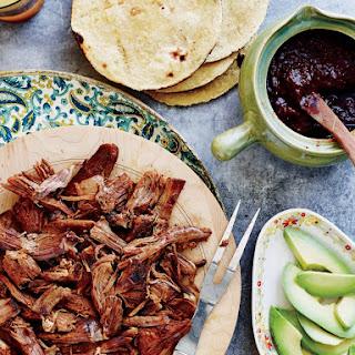 Mexican-Style Lamb Barbacoa.