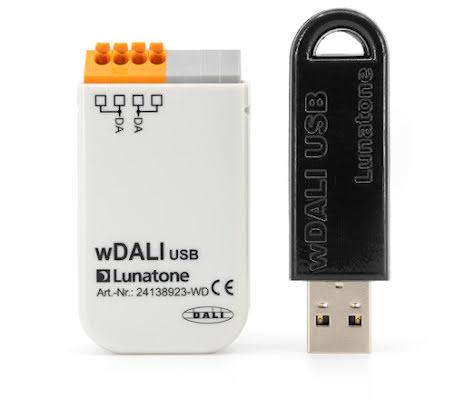 Lunatone wDALI USB