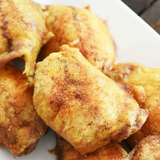 How to Make Crispy, Oven Fried Chicken.