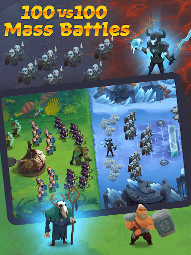 Battle Legion apktram screenshots 8