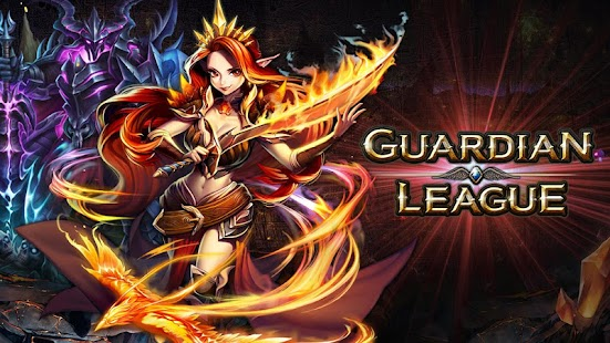 Guardian League mod apk