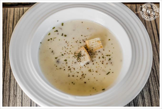 馬修咖啡廚房套餐濃湯