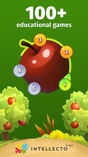 IK: Preschool Learning Games 4 Kids & Kindergarten screenshots 1