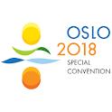 Oslo Special Convention 2018 - Delegate App icon