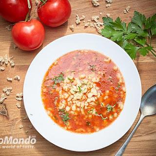 Homemade Spaetzle Soup Recipe