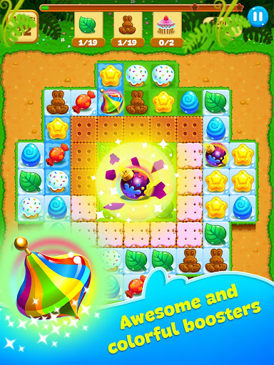Easter Sweeper - Chocolate Bunny Match 3 Pop Games 2.1.1 screenshots 12