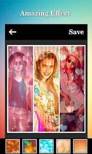 Photo Collage Grid Editor Pro - náhled