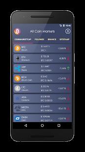 BTC Türk Bitcoin Takip - náhled